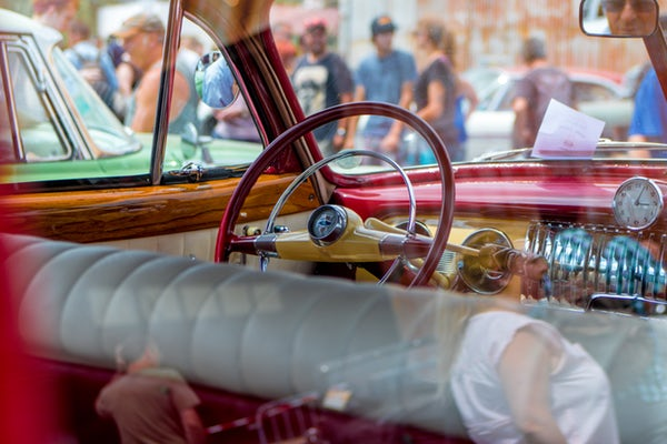 Best Summertime Car Shows in New England