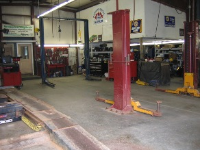 Walker Automotive NH | Facility